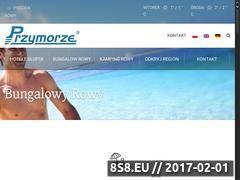 Miniaturka domeny domki-rowy.com.pl