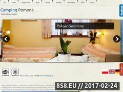 Miniaturka domeny www.domki.niechorze.tv