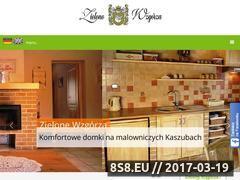 Miniaturka domeny www.domkikaszuby.pl