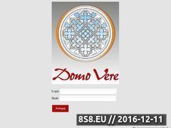 Miniaturka domeny www.domovere.pl