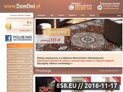 Miniaturka domeny www.domowi.pl