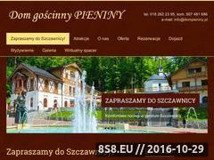 Miniaturka domeny dompieniny.pl