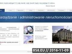 Miniaturka domeny www.dompodjaworem.pl