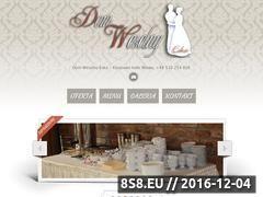 Miniaturka domeny www.domweselny-eska.pl