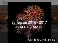 Miniaturka domeny www.domweselny-karter.pl