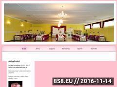 Miniaturka domeny www.domweselny.biz.pl