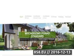 Miniaturka domeny domy-pruszcz.pl