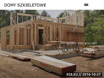 Zrzut strony Domy drewniane Lublin