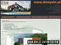 Miniaturka domeny www.domyetn.pl