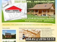 Miniaturka domeny domyidomki.fbu.com.pl