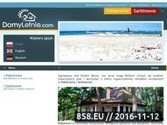 Miniaturka domeny www.domyletnie.com