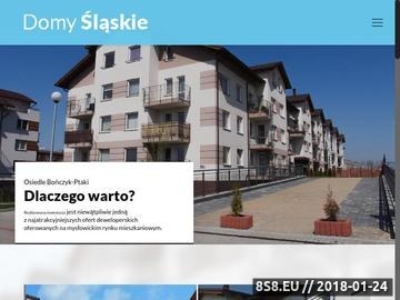 Zrzut strony Mieszkania dwupoziomowe Śląsk - deweloper mieszkań Śląsk