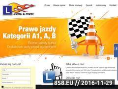 Miniaturka domeny www.dora.sosnowiec.pl