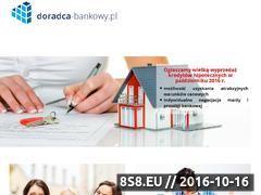 Miniaturka domeny doradca-bankowy.pl
