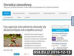Miniaturka domeny doradca-zawodowy.com