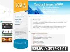 Miniaturka domeny www.doradztwopodatkowe.bnx.pl
