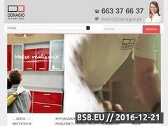 Miniaturka domeny www.doragio.pl