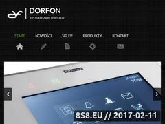 Miniaturka domeny www.dorfon.pl