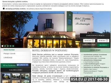 Zrzut strony Organizacja styp Poznań - Dorrian