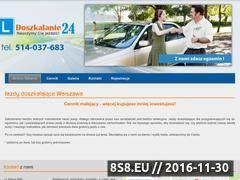 Miniaturka domeny www.doszkalanie24.pl
