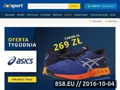 Miniaturka domeny dotsport.pl