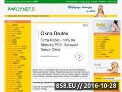 Miniaturka domeny www.dowcipy.net.pl