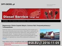 Miniaturka domeny www.dpf-diesel.pl