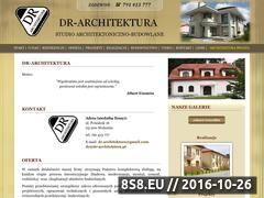 Miniaturka domeny dr-architektura.pl