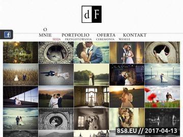 Zrzut strony Fotografia ślubna Katowice