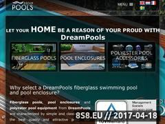 Miniaturka domeny dreampools.eu