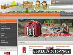 Miniaturka domeny www.dreptaki.com.pl