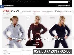 Miniaturka domeny dresy24.com