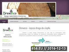 Miniaturka domeny www.dreweco.pl