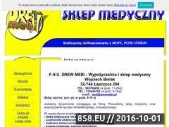 Miniaturka domeny drewmebi.pl