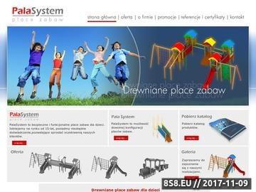 Zrzut strony Drewniane place zabaw dla przedszkoli, urządzenia zabawowe