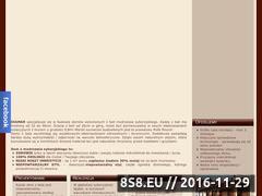 Miniaturka domeny www.drewnianydom.eu