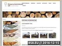 Thumbnail of Drewno kominkowe Inowrocław - kujawsko-pomorskie Website