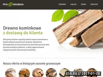 Zrzut strony Drewno kominkowe z dostawą do klienta