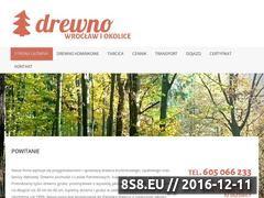 Miniaturka domeny drewno-wroclaw.pl