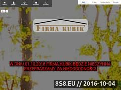Miniaturka domeny drewnokubik.pl