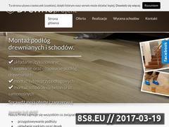 Miniaturka domeny www.drewnoprojekt.pl