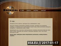 Miniaturka domeny drewstal.com.pl