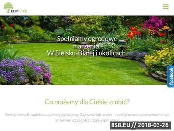 Zrzut strony Projektowanie ogrodów Bielsko
