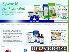 Miniaturka domeny www.drjacobs.pl