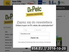 Miniaturka domeny www.drpelc.pl