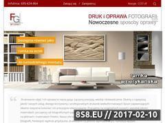 Miniaturka domeny www.druk-oprawa.pl