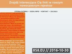 Miniaturka domeny www.drukarnia-express.pl
