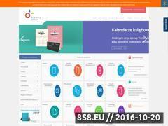 Miniaturka Drukarnia online (drukarniaonline.pl)