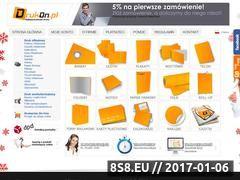 Miniaturka domeny drukon.pl