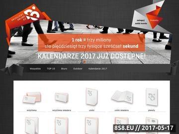 Zrzut strony Druk plakatów